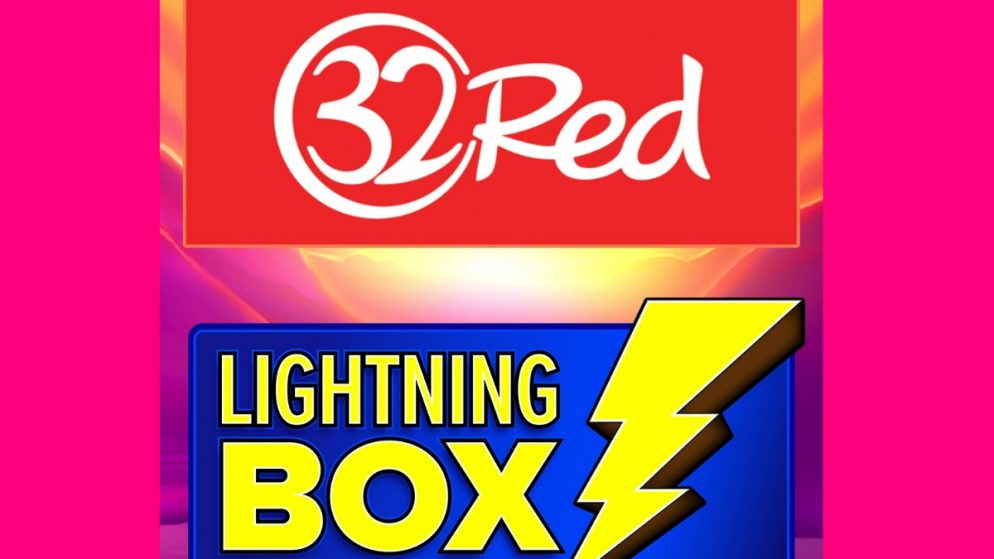 Lightning Box live with 32Red