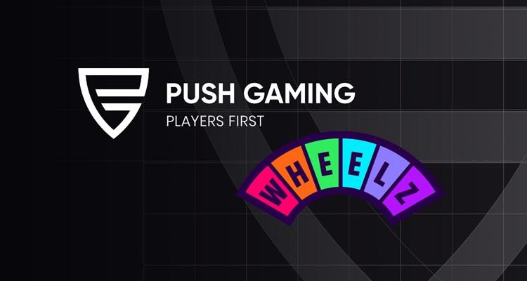Push Gaming enhances partnership with Rootz via its new Wheelz online casino