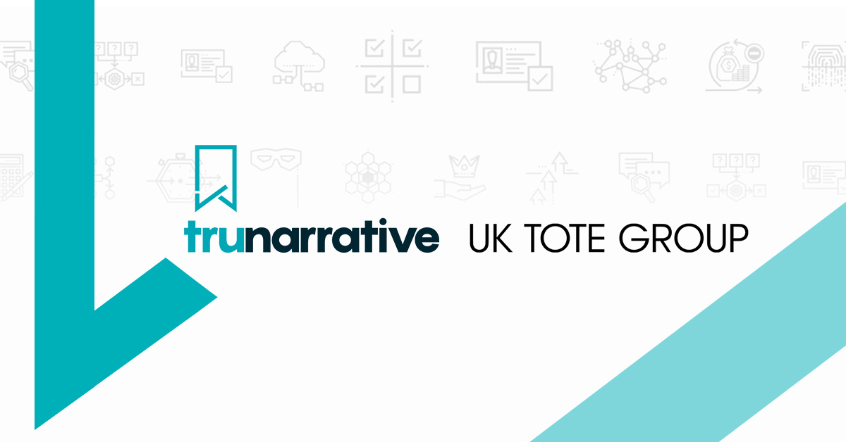 The Tote and TruNarrative work together to enhance player protection