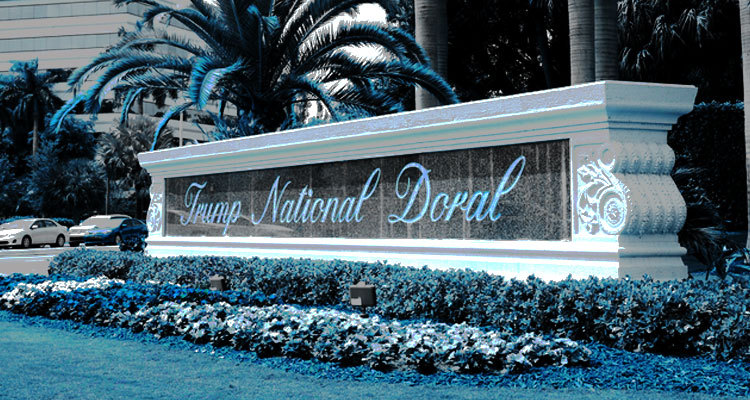 Eric Trump pitches idea to turn Trump National Doral golf resort into a Florida gambling destination