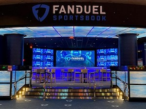 Bally's opens sportsbook in New Jersey