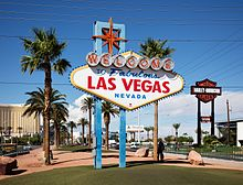 Las Vegas showing signs of recovery