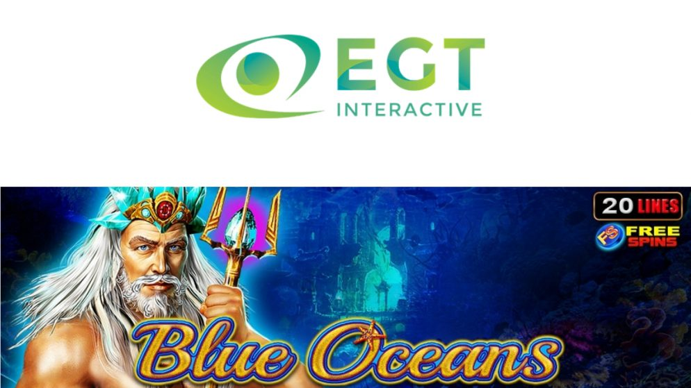 EGT Interactive Announces Details of its New Video Slot Blue Oceans