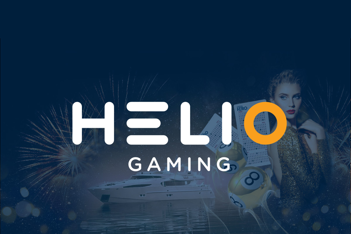 Helio Gaming received the Gaming Concept Specialist of the Year Award