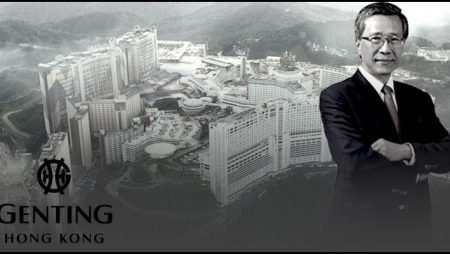Genting Malaysia Berhad boss helping to bail out Genting Hong Kong Limited