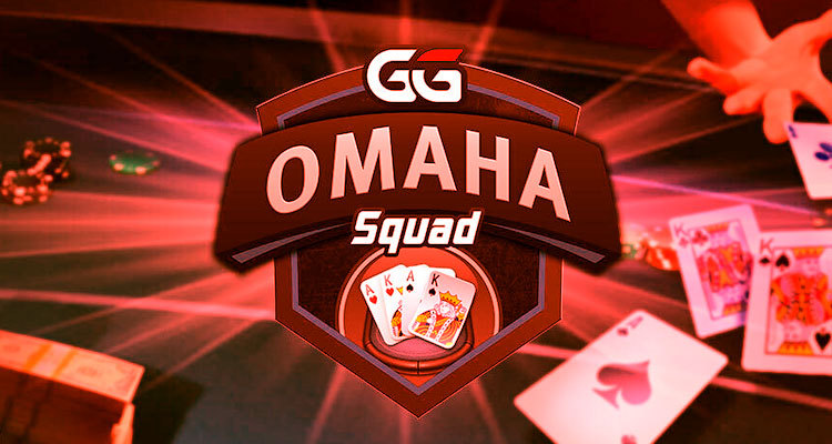 GGPoker stars new OmahaSquad and announces new Omaha themed online series Omaholic