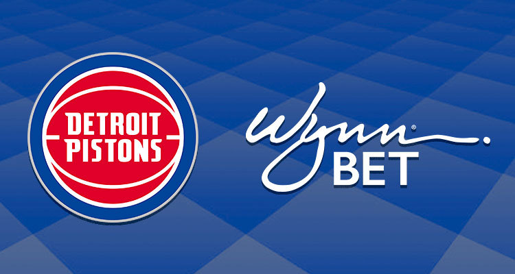 WynnBET agrees new multi-year partnership deal with Detroit Pistons