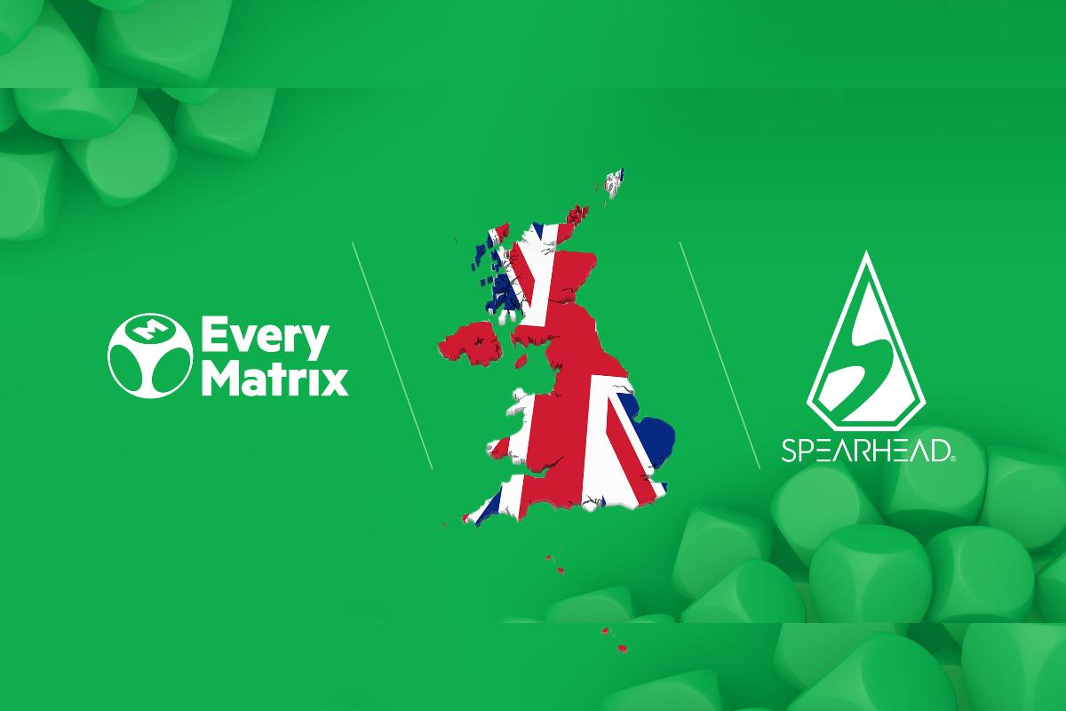 EveryMatrix gets green light for gaming development in the UK via Spearhead Studios