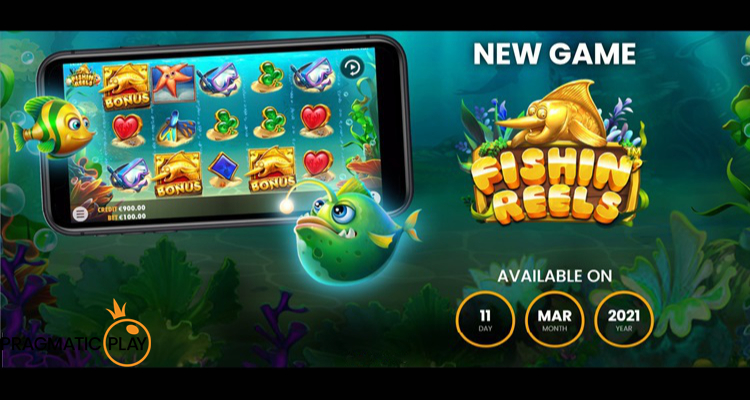 Pragmatic Play invites players to hook rewards in latest slot release Fishin' Reels; agrees new bingo supply deal with BetVictor