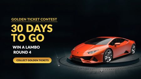 You Have 30 Days to Win a Lamborghini at FreeBitco.in