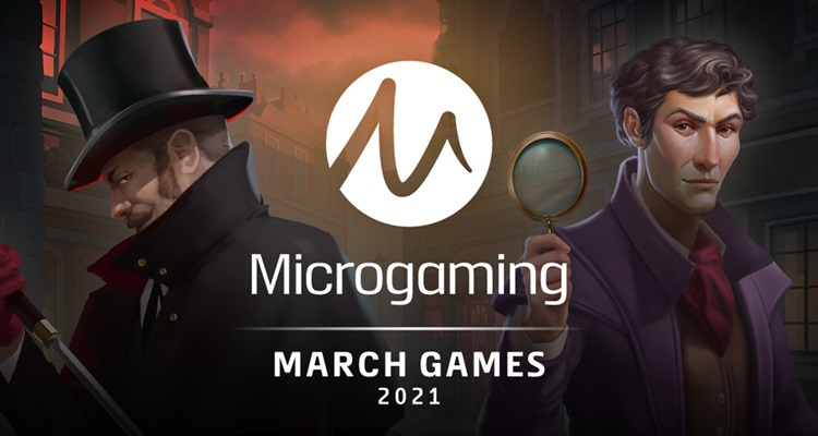 March springs alive at Microgaming with plenty of new online slot games coming soon