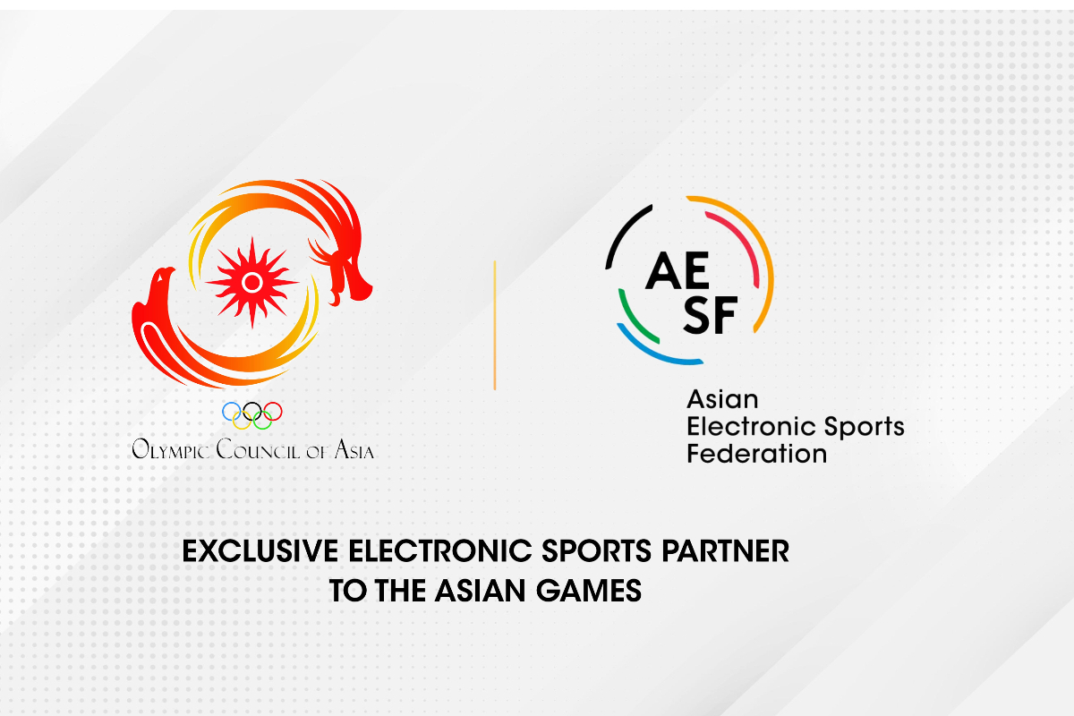 Olympic Council of Asia and AESF Introduces the 'Road to Asian Games' Campaign for 2022 Asian Games