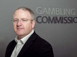 Gambling Commission chief steps down