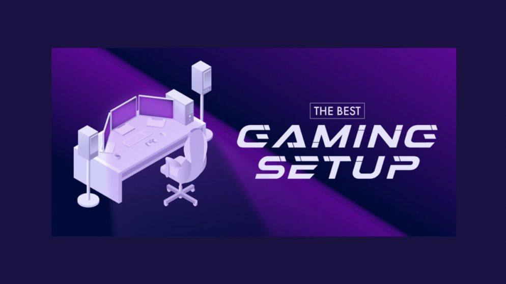 Finalists for International BEST GAMING SETUP announced