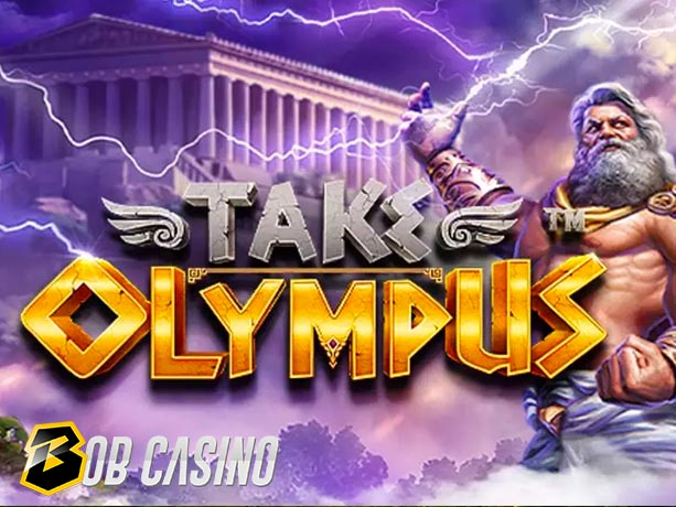 Take Olympus Slot Review (BetSoft)