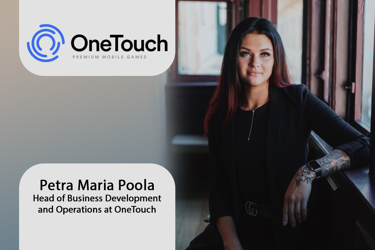 Exclusive interview with Petra Maria Poola, Head of Business Development and Operations at OneTouch
