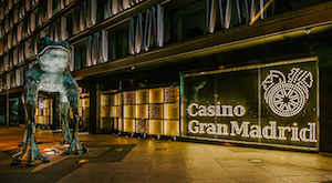 Another gaming milestone in Spain for EGT