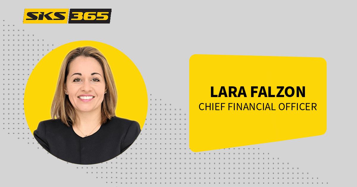 SKS365: Lara Falzon named new Chief Financial Officer