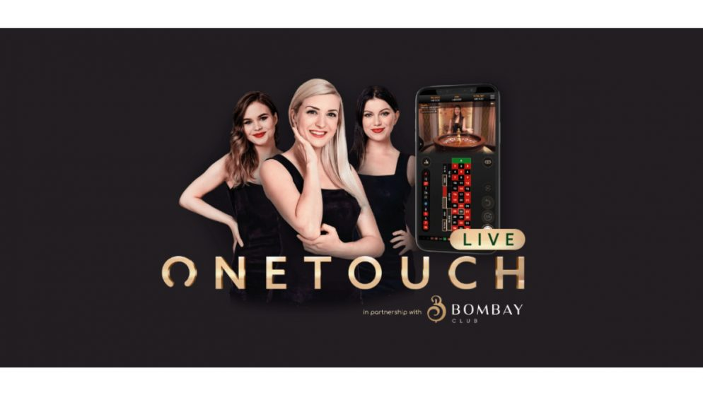 OneTouch launches live casino product with Bombay Club