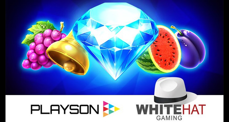 Playson increases European audience courtesy of new commerical agreement with White Hat Gaming
