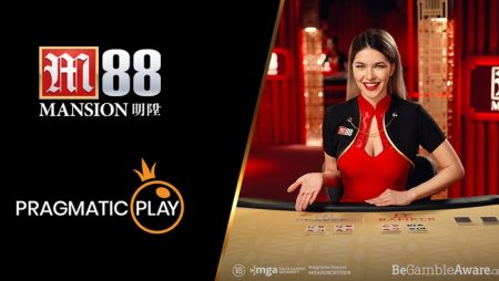 Pragmatic Play now live with BetPlay in Colombia; completes M88 live casino studio launch
