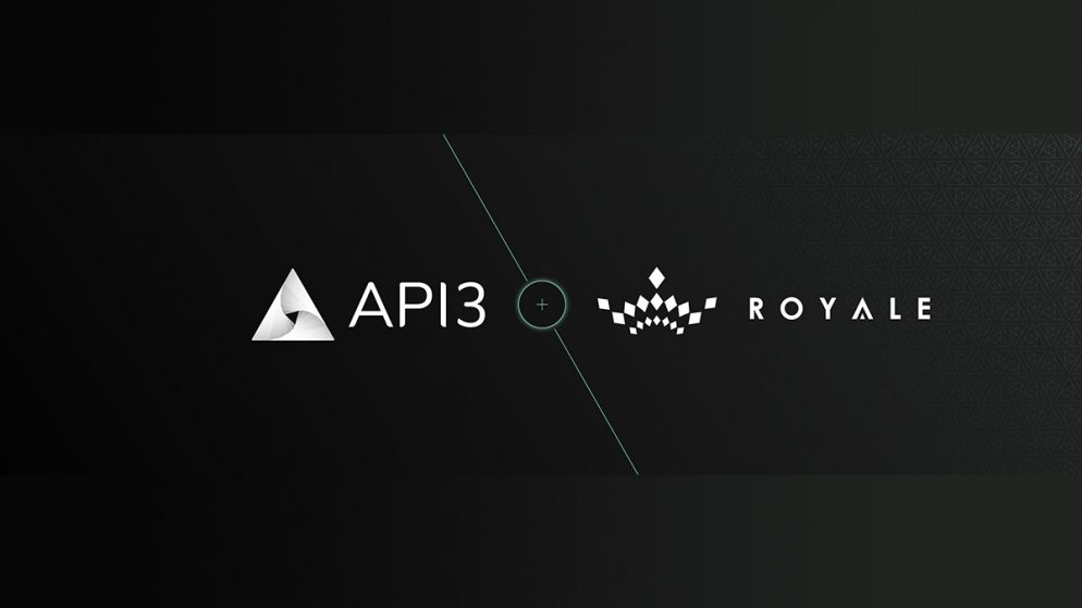 API3 Partners with Royale Finance