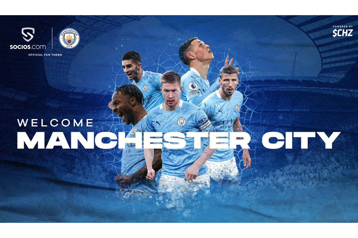 Manchester City Launches $CITY Fan Token
