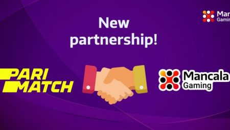 Parimatch and Mancala Gaming team up via new online content deal