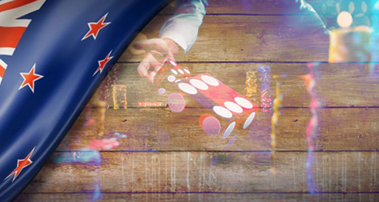 New Zealand beats gambling spend records in 2020 despite the effect of the pandemic