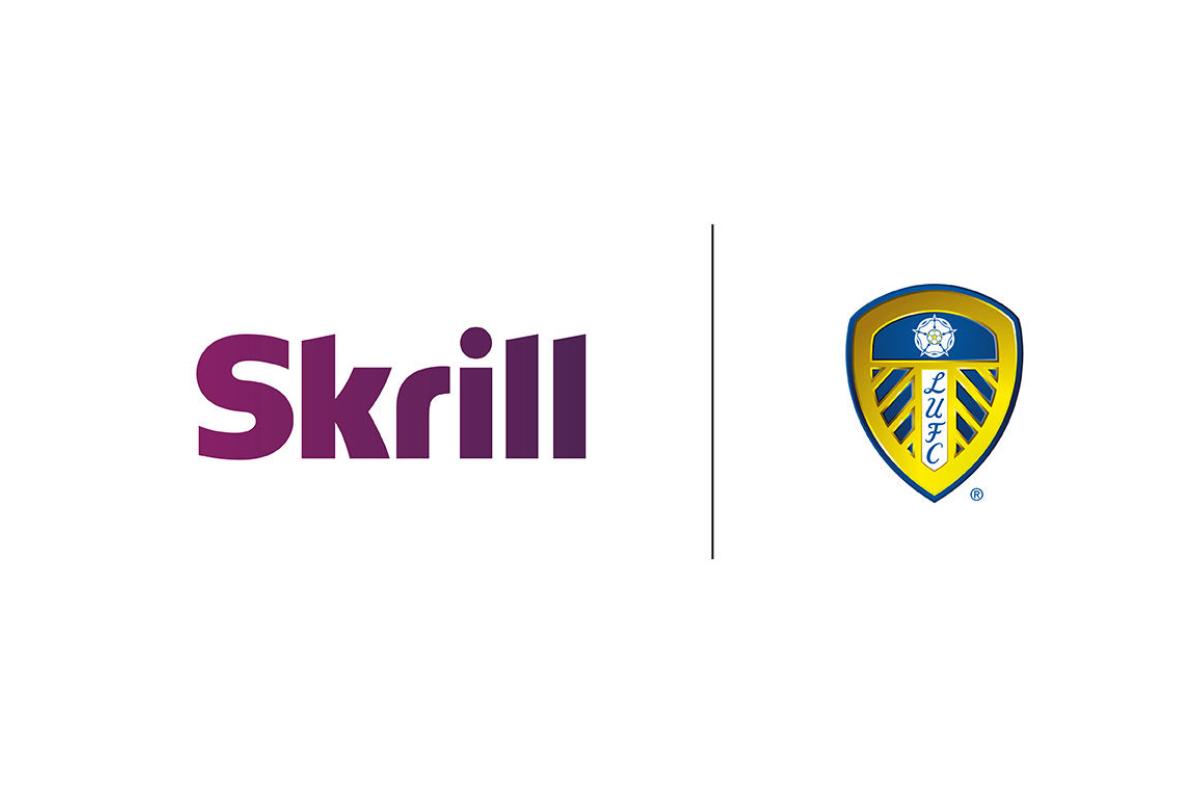 Leeds United announces partnership with Skrill