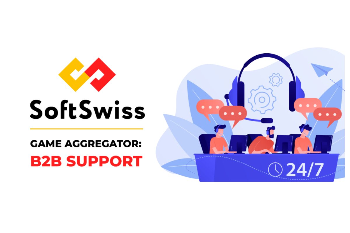 SoftSwiss launches Game Aggregator B2B support service