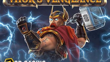 Thor's Vengeance Slot Review (Red Tiger)