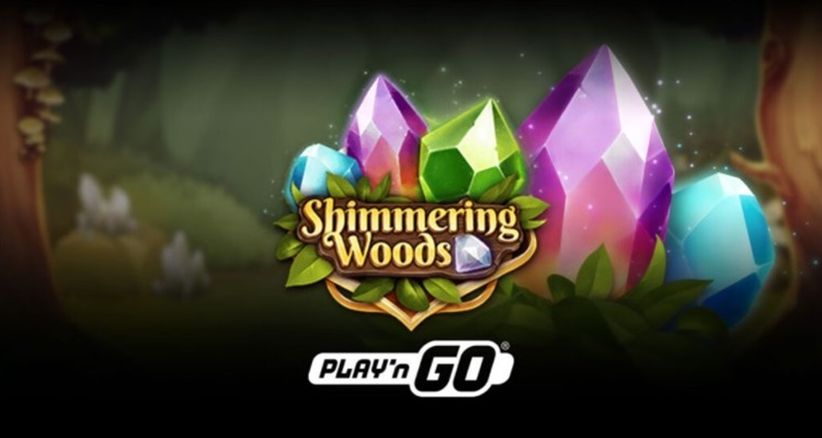 Play'n GO releases new cascading grid slot Shimmering Woods