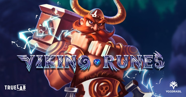 TrueLab launches new YG Masters online slot title Viking Runes