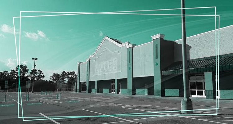 Greenwood Racing considering a former Lowe's building for mini casino