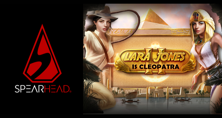 Spearhead Studios adds Lara Jones is Cleopatra sequel to fast-growing online games portfolio