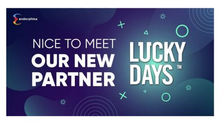 Endorphina signs partnership deal with Lucky Days