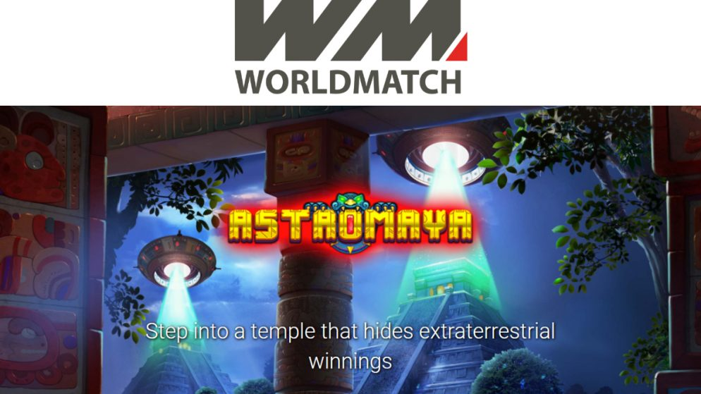 World Match Launches its Latest Slot Astromaya