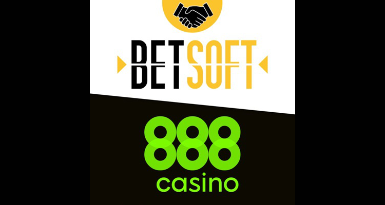 Betsoft inks new content distribution agreement with 888casino