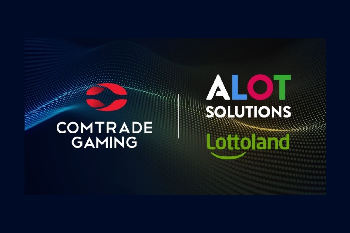 Comtrade Gaming and ALOT Solutions Enter Strategic Partnership