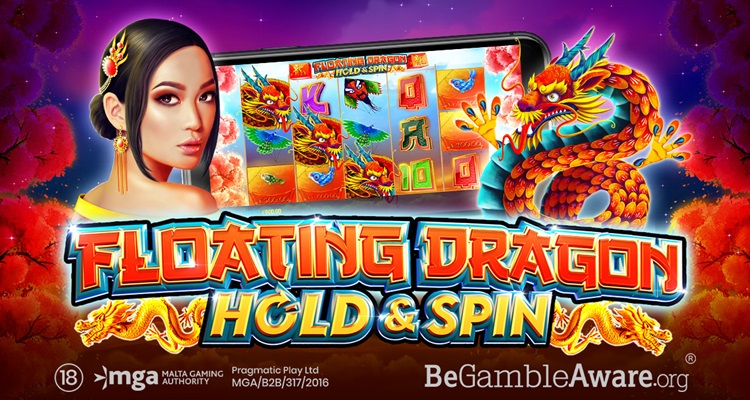 Pragmatic Play reveals new addition to Reel Kingdom collaboration: Floating Dragon Hold & Spin