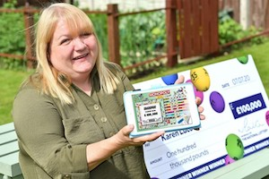 Lottery withdraws £10 instant win games