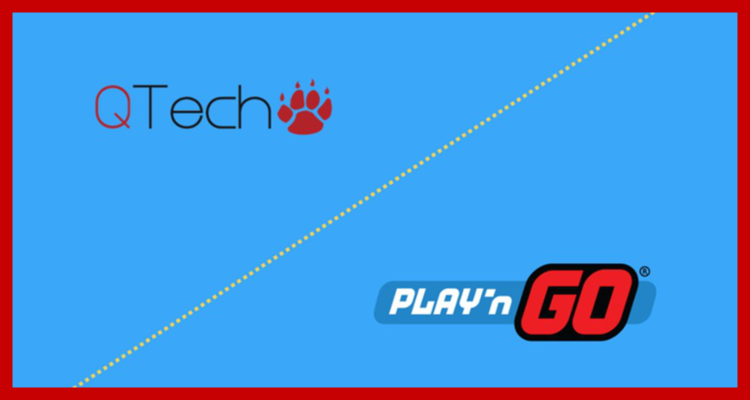 QTech Games to add Play'n GO's premium content in new partnership agreement