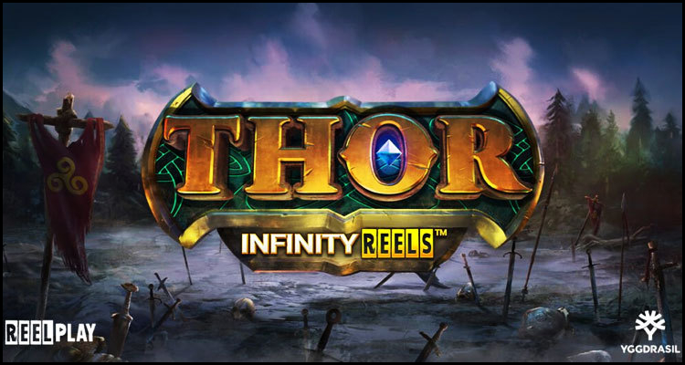Yggdrasil Gaming Limited heralds the debut of new Thor Infinity Reels video slot