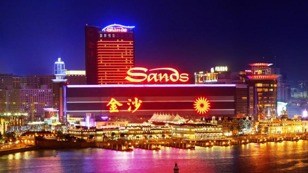Sands puts Macau and Singapore Casinos in the spotlight