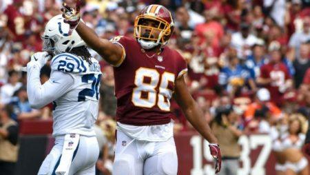 Former Washington Redskins' TE Jordan Reed is Retiring from Playing in NFL
