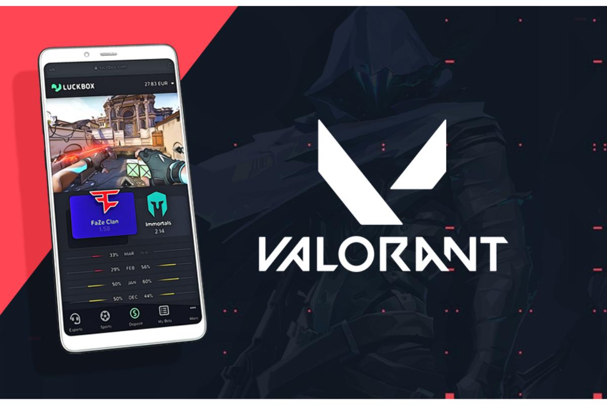 Luckbox adds VALORANT betting to award-winning platform
