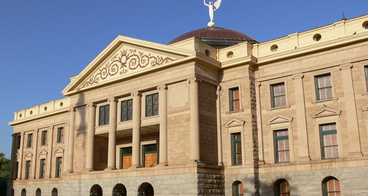 Arizona legislature sends sports betting bill to governor's desk