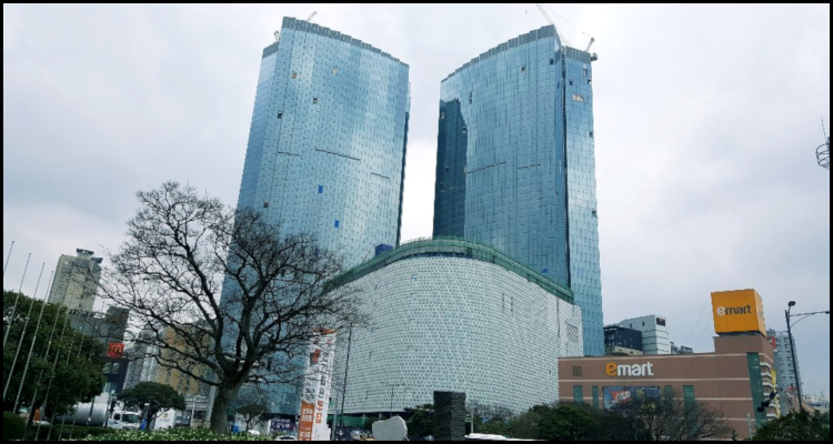Gubernatorial consent for plan to bring a casino to Jeju Dream Tower