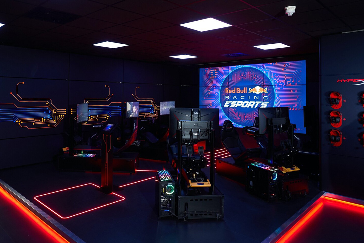 HyperX Becomes Official Peripheral Partner of Red Bull Racing Esports Team